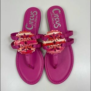 Circus by Sam Edelman PINK CUTE SANDALS! NEW